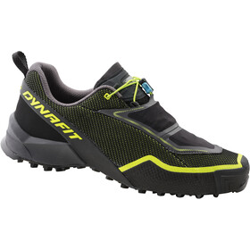 Dynafit Speed MTN Schoenen Heren, black/fluo yellow